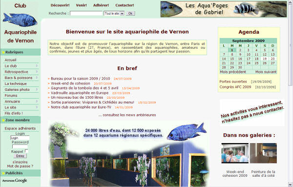 Club Aquariophile de Vernon