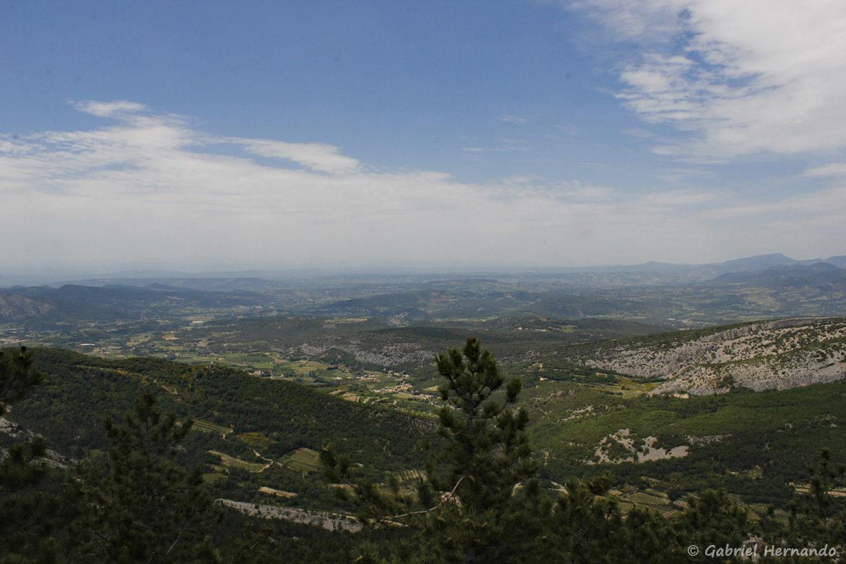 Panorama du Mont Ventoux