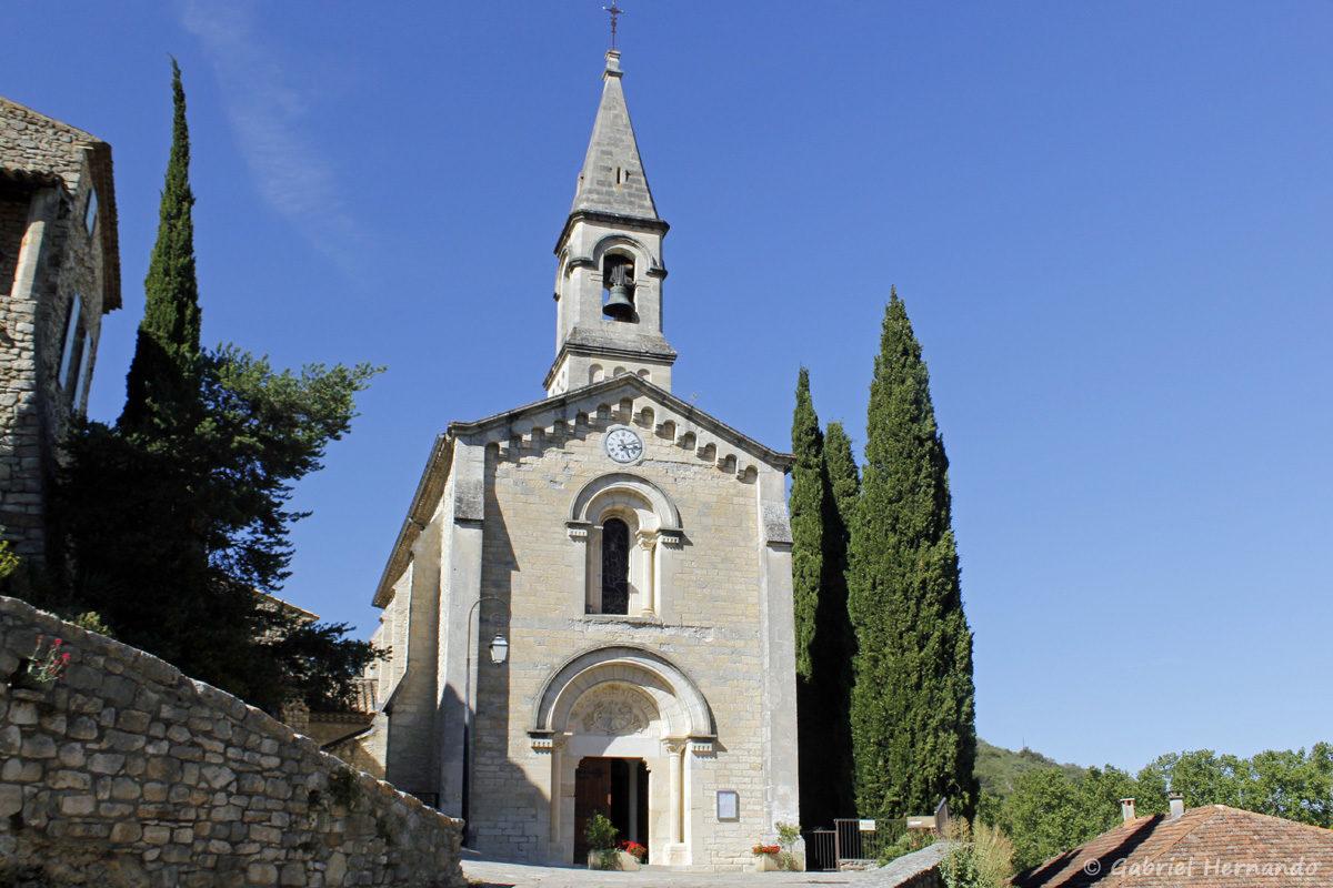 Eglise de la Roque-Sur-Cèze