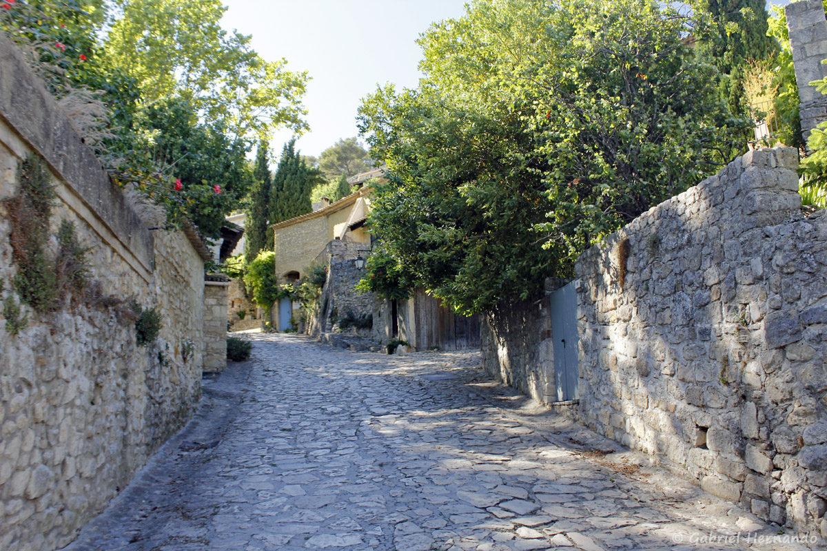 Ruelle de la Roque-Sur-Cèze
