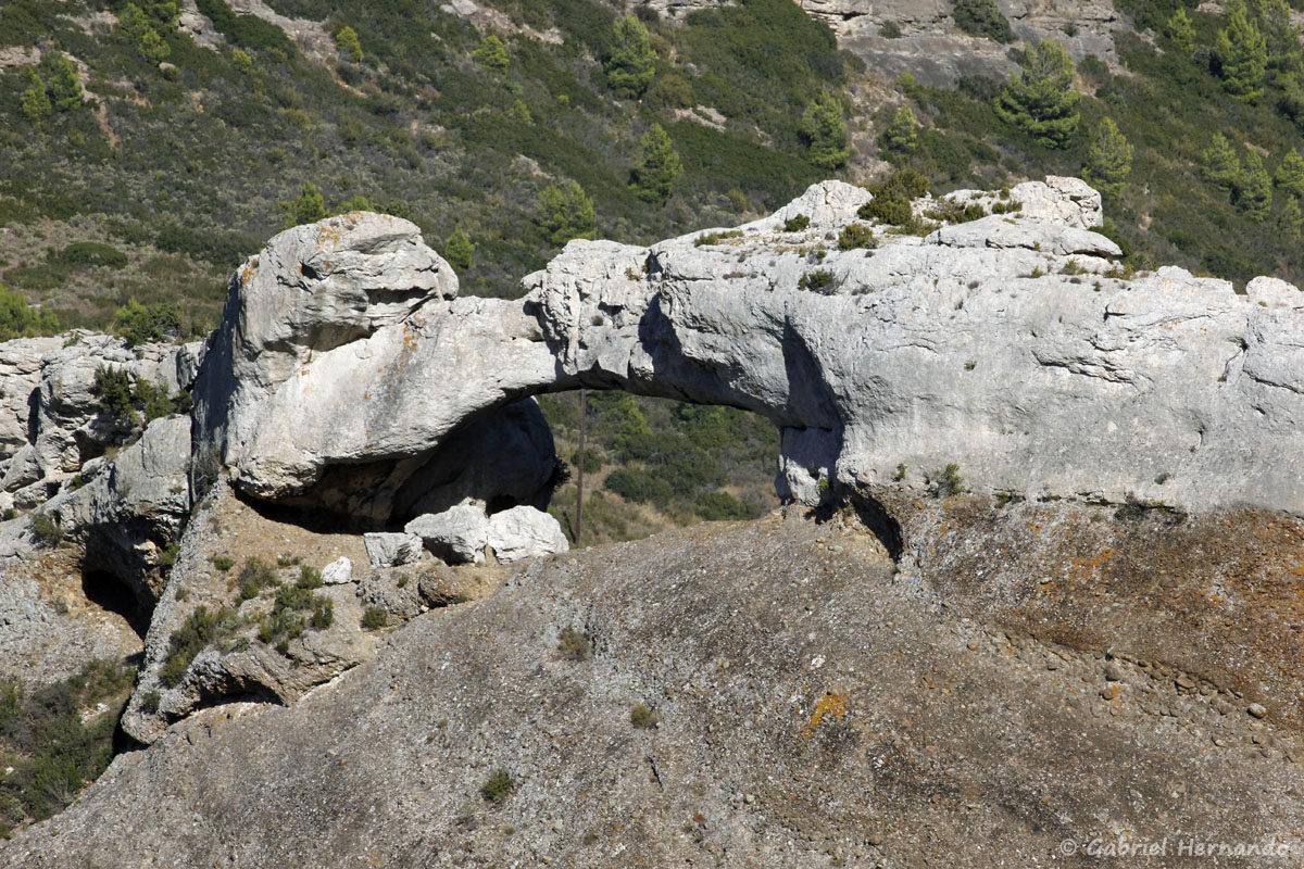 Grande Arche de La Ciotat (ou Pont naturel de Terrevaine)