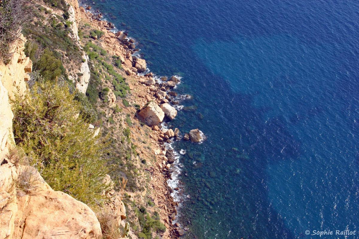 Point de vue des falaises