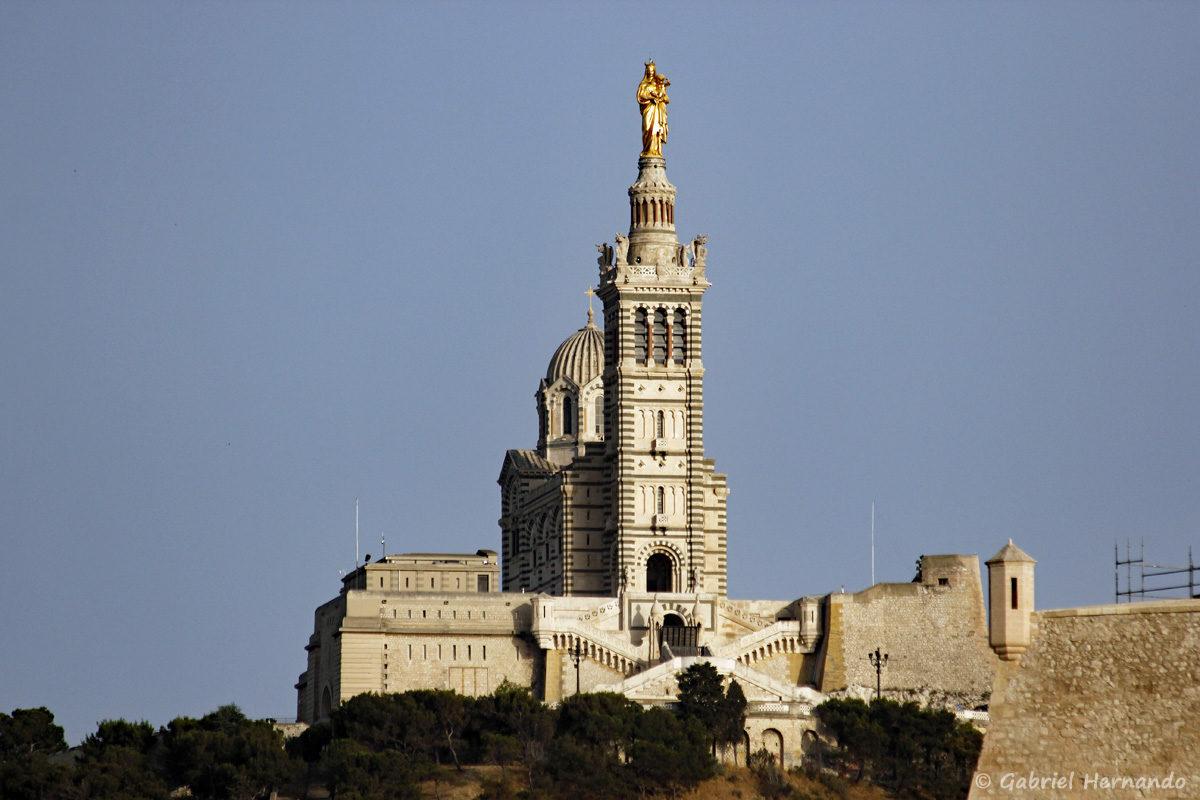 La Bonne Mère, basilique Notre-Dame-de-la-Garde