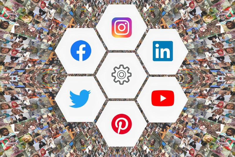 Réseaux sociaux - Dimensions des photos