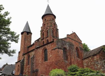Eglise Saint-Pierre (Collonges-La-Rouge, juin 2021)